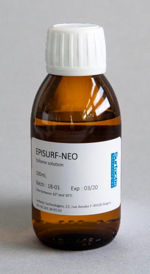 Episurf, un agent de surface oléophobe