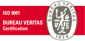 Certification : ISO 9001