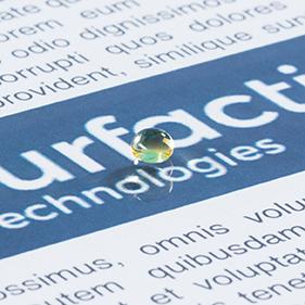 Revêtements superhydrophobes : Propriétés hydrofuges, anti-salissures ou autonettoyantes sur les surfaces transparentes
