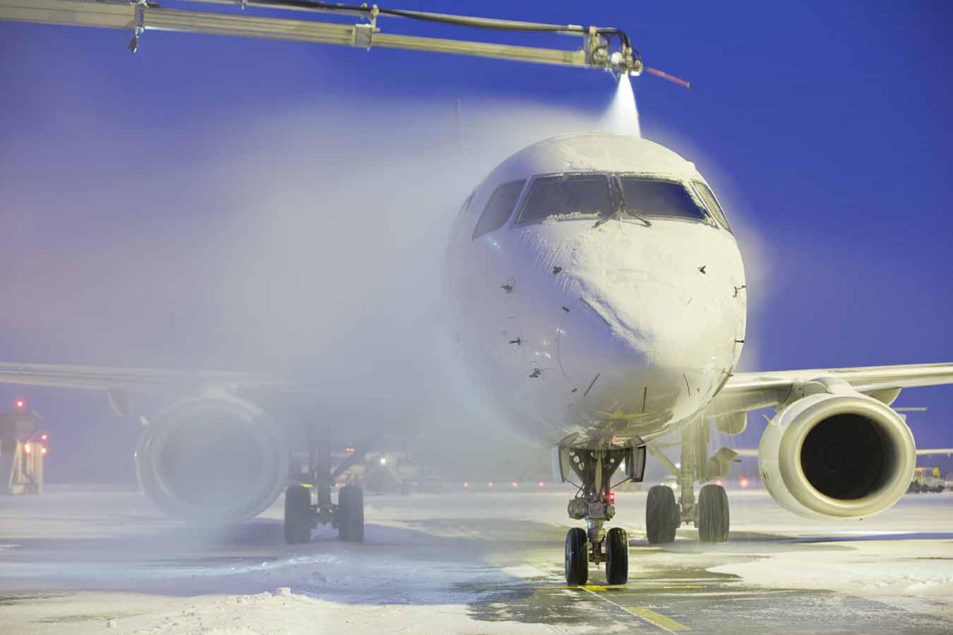 Revêtements hydrofuges : Répulsif liquide pour l'industrie aéronautique