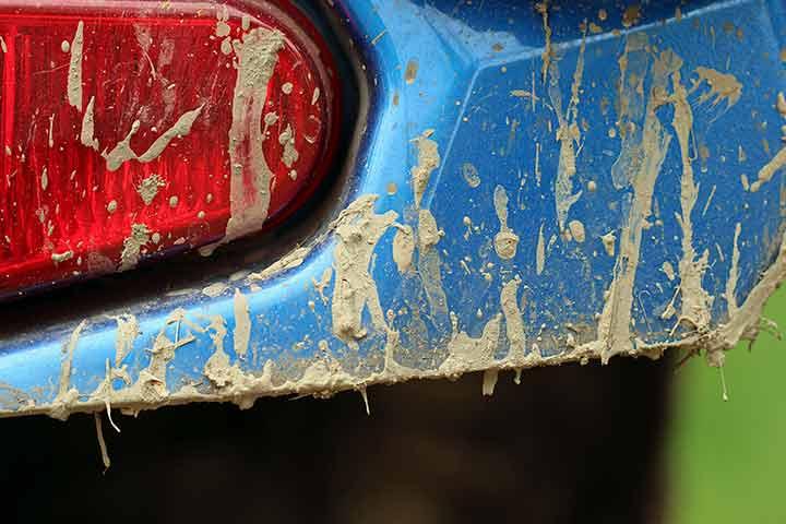 Revêtements hydrofuges : Répulsif liquide pour l'industrie automobile