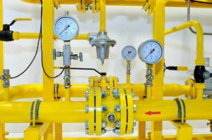 repel organic and inorganic compounds for oil and gas industry